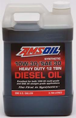 amsoil synthetic diesel motor oil